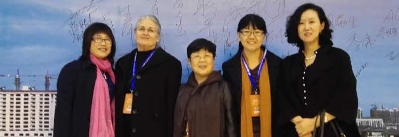 Bonnie, Hongfeng and Friends at Chinese Conference 2016